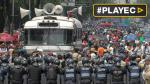 México: Maestros protestan contra la reforma educativa [VIDEO] - Noticias de desiree beech nunez