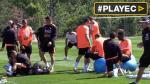 Selección peruana se prepara así para enfrentar a Colombia - Noticias de perú tiene talento