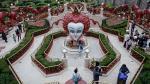 China: Disney abre mañana su parque temático [VIDEO] - Noticias de parque tematico