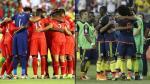 Perú vs. Colombia: comparativo puesto por puesto de jugadores - Noticias de adan ospina