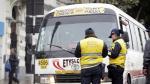 Chosicanos: municipio de Lima envió al depósito a 6 unidades - Noticias de papeletas de transito