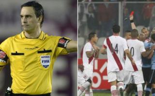 Perú-Colombia será dirigido por polémico Patricio Loustau
