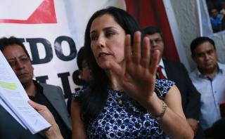 Nadine Heredia: juez evalúa si primera dama puede dejar el Perú