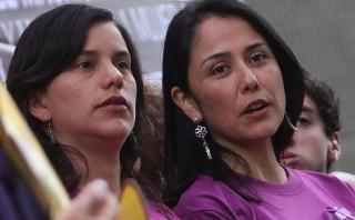 Verónika Mendoza dispuesta a declarar en caso de Nadine Heredia