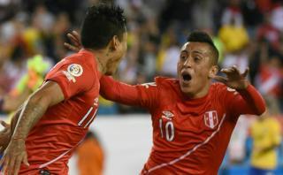 Perú y su racha positiva en la Copa América [VIDEOS]