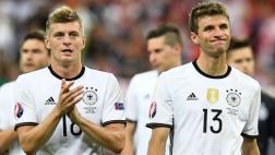 Alemania sin brillo empató 0-0 con Polonia por Eurocopa 2016