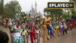Disney inauguró parque de atracciones en Shanghái [VIDEO] - Noticias de pato ciego