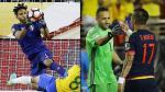 Gallese y Ospina: Perú y Colombia descansan en buenas manos - Noticias de perú cup internacional