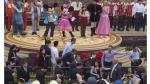 Conoce las impresionantes cifras del parque Shanghái Disneyland - Noticias de parque tematico