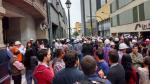 Simulacro de sismo: así se llevó a cabo en Lima [FOTOS] - Noticias de simulacro de sismo