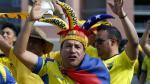 Ecuador vs. Estados Unidos: la fiesta de los hinchas en previa - Noticias de centurylink