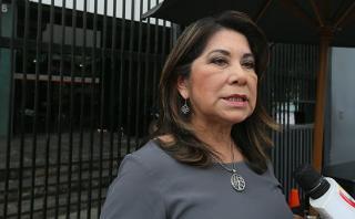 """Keiko es la candidata natural del fujimorismo"", dijo Chávez"