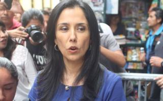 Nadine Heredia: La carta que atribuyen a Hugo Chávez es falsa