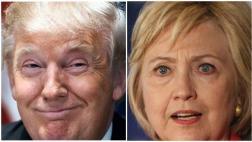 Trump acorta ventaja de Clinton tras la masacre en Orlando