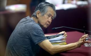 Alberto Fujimori fue trasladado de emergencia a clínica local