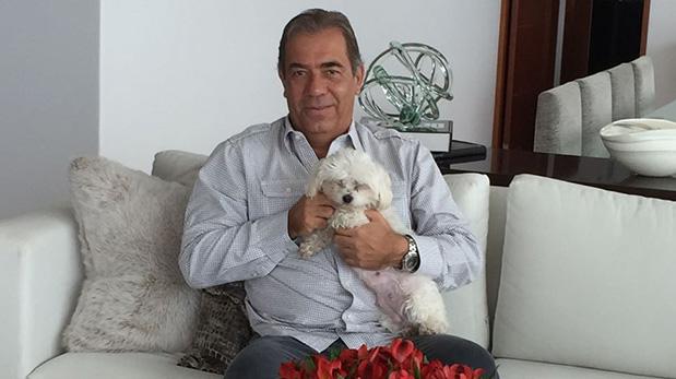 Eduardo Cueto y Pelusa