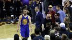 NBA: Curry perdió los papeles y lanzó protector bucal a hincha - Noticias de robo a banco