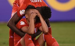 Copa América: políticos comentan caída de Perú ante Colombia