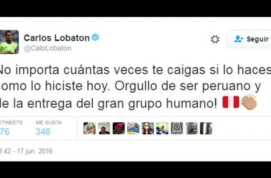 Futbolistas destacaron participación de Perú en la Copa América