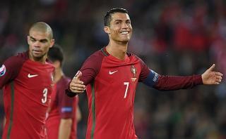 No le sale nada: Cristiano Ronaldo falló penal en la Eurocopa