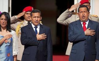 Venezuela niega que Chávez haya enviado carta a Humala en 2006