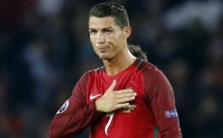 """Hinchas austríacos gritaron """"Messi, Messi"""" a Cristiano Ronaldo"""