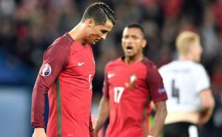 "Cristiano Ronaldo tras empate: ""Claro que estoy decepcionado"""