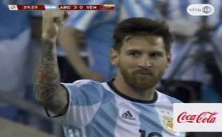 Lionel Messi igualó marca de Batistuta con este golazo [VIDEO]
