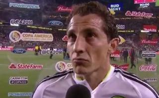 """Andrés Guardado entre lágrimas: """"No nos merecemos irnos así"""""""