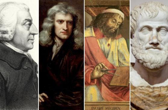 Día del Padre: conoce a algunos de los padres de la ciencia