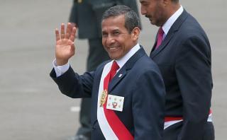 Ollanta Humala: aprobación del presidente asciende a 19%