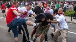 """Eurocopa: """"Hooligans"""" expulsados de Francia amenazan con volver - Noticias de peleas callejeras"""