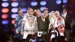 Premios Heat: una explosión de energía y romanticismo [FOTOS] - Noticias de heat latin music awards