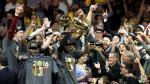 Cleveland Cavaliers: LeBron James y las postales del título - Noticias de san francisco