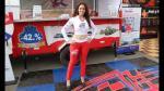 CCTC: Las bellas chicas de las Tres Horas Peruanas [FOTOS] - Noticias de pilotos