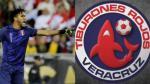 Tiburones Rojos de Veracruz, equipo con aroma peruano - Noticias de sport boys walter ormeno