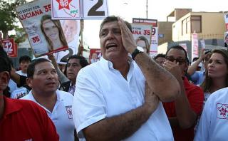 Alan García: preinforme de narcoindultos recomienda indagarlo