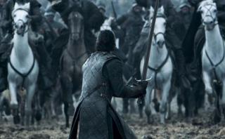 """Cómo se grabó escena más esperada de """"Game of Thrones"""" [VIDEO]"""