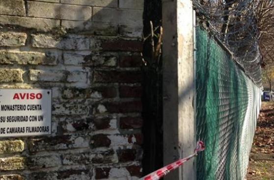 Sorprendentes hallazgos en el convento donde se ocultaba mlls.