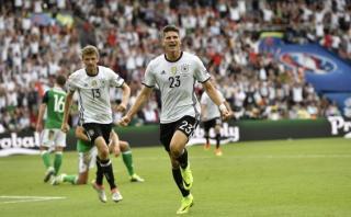 Alemania avanzó como primero del Grupo C en la Eurocopa 2016
