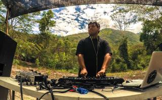 Selva electrónica: Vive la Fiesta de San Juan a otro ritmo