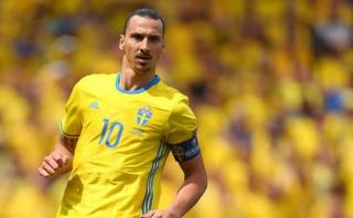 El adiós de Ibrahimovic: se retira de la selección de Suecia
