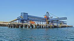 Invierte US$280 mlls. en Muelle F del puerto de Matarani