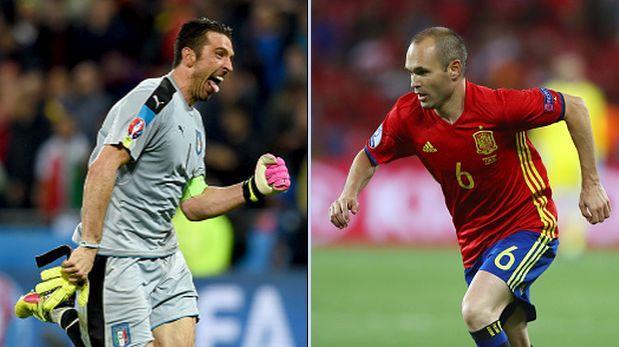 Resultado de imagen para italia vs españa