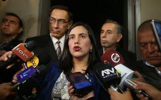 Mendoza: Todo el país espera que Keiko Fujimori pase la página