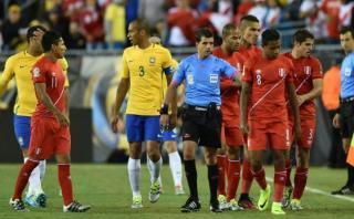 Copa América 2016 excluyó al juez que validó el gol de Ruidíaz