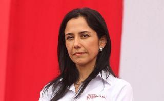 Nadine Heredia apela fallo de impedimento de salida del país