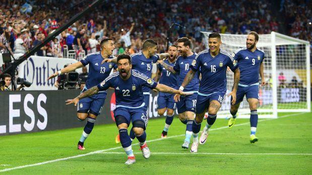 Argentina vs. Estados Unidos EN VIVO: 4-0 por Copa América