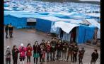 Así se ve el mundo a través de los ojos de jóvenes refugiados
