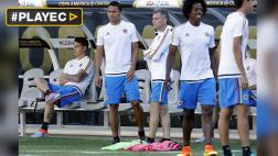 Colombia anhela vencer a Chile y ser finalista de Copa América